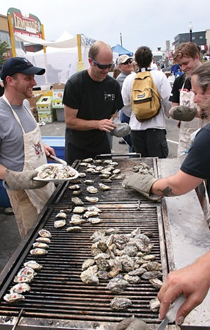 Arcata Oyster Festival - PHOTO BY BOB DORAN