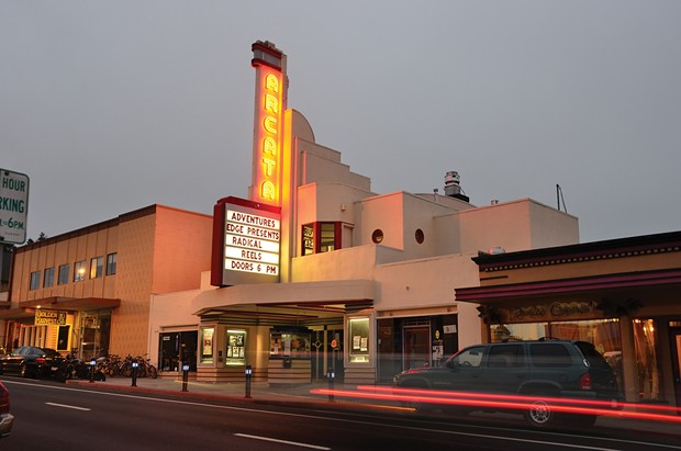 Arcata Theatre Lounge - PHOTO BY DREW HYLAND