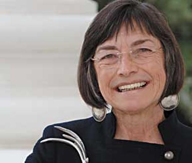 Assemblywoman Patty Berg.