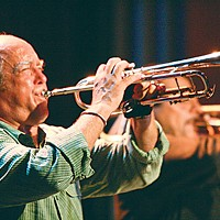 Best Of Humboldt -- Staff Picks At a Redwood Jazz Alliance show. Photo by bob Doran
