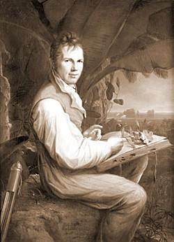 Baron Friedrich Wilhelm Heinrich Alexander Freiherr von Humboldt