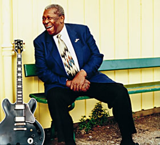 B.B. King. Submitted photo