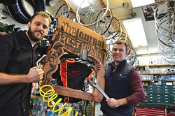 PHOTO BY DREW HYLAND - Best Bicycle Shop: Revolution Bicycles