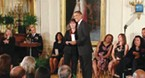 Best Person: Betty Chin receives the 2010 Presidential Citizens medal from President Barack Obama.