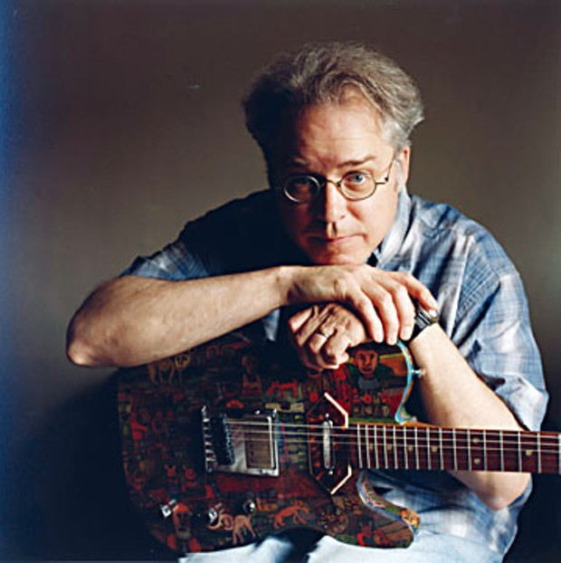 Bill Frisell. Submitted photo.