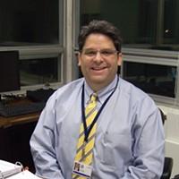 Eureka's New Boss Bill Panos, Eureka's new city manager. photo by Heidi Walters