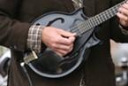 Bird Jowaisas' mandolin