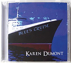 Blues Cruise by Karen Dumont