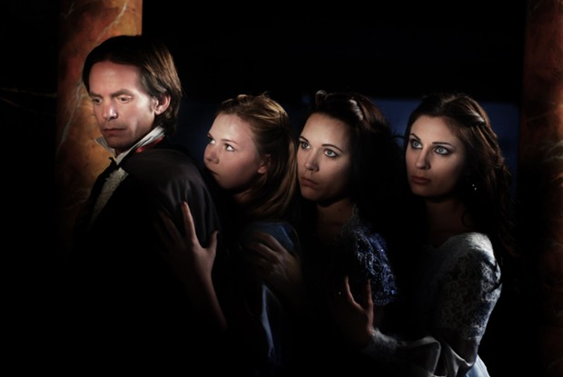 Brides of Dracula - COURTESY OF FERNDALE REP
