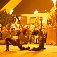 Burning in Humboldt