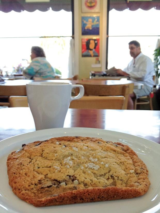 Café Brio - PHOTO BY HEIDI WALTERS