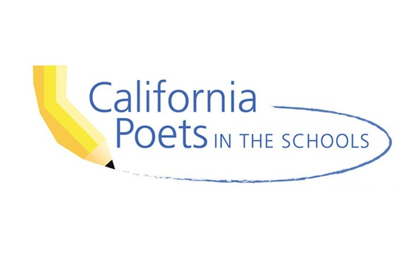 California Poets in the Schools logo