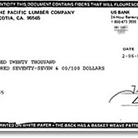Campbell's Account Campbell's paycheck