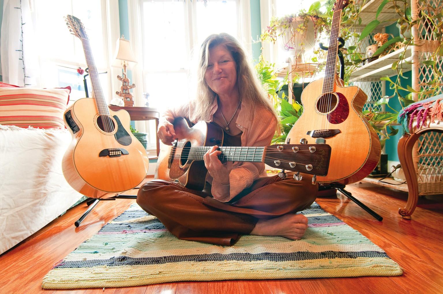 Caroline Aiken - PHOTO BY JP BOND
