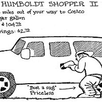 Smart Humboldt Shopper II