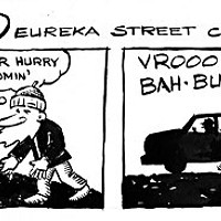 Wabash Willie in Eureka Street Crossing