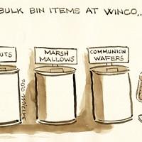 New Bulk Items at Winco...