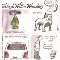 Wabash Willie Wonders