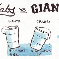 Crabs vs. Giants