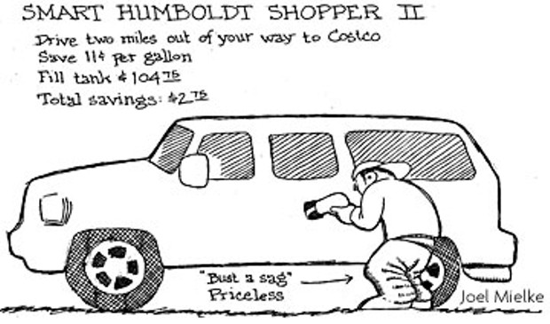 Smart Humboldt Shopper II
