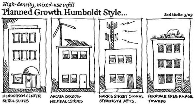 Planned Growth Humboldt Style