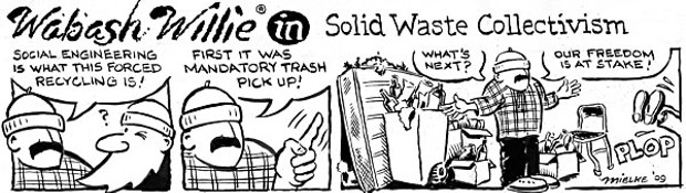 Wabash Willie in Solid Waste Collectivism