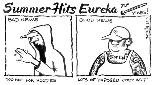 Summer Hits Eureka