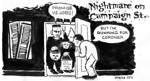 Nightmare on Campaign St.