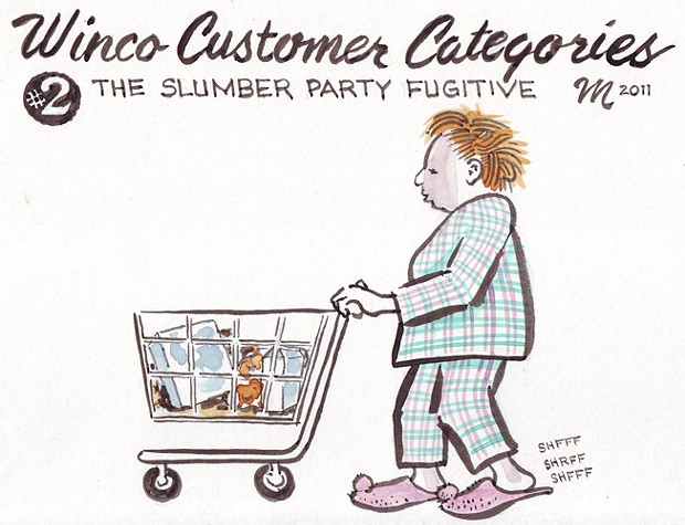 Winco Customer Catergories #2