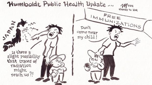 Humboldt Public Health Update