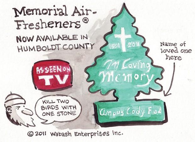 Memorial Air Fresheners ®