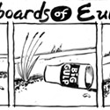 Tiny billboards of Eureka