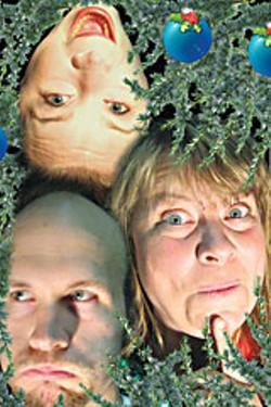Cast of A Very Playhouse Christmas. Photo courtesy of Arcata Playhouse.