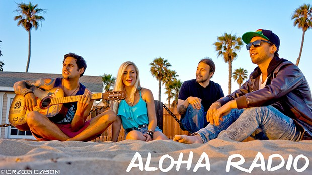 Catch the last wave of summer with Aloha Radio.