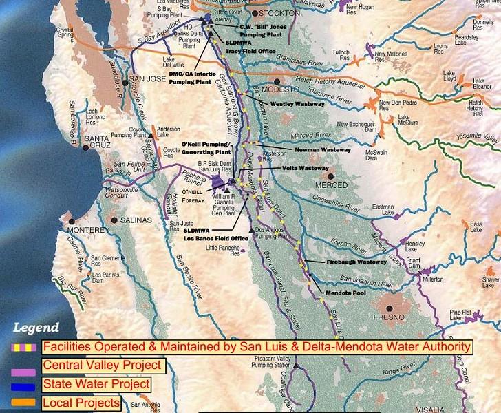 SAN LUIS & DELTA-MENDOTA WATER AUTHORITY
