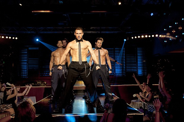 Channing Tatum stars in Magic Mike