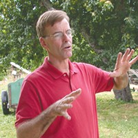 Top 10 Stories of 2008 Clif Clendenen, NCJ file photo