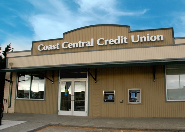Coast Central Credit Union, Arcata Uniontown branch - PHOTO COURTESY OF COAST CENTRAL CREDIT UNION