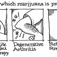 Conditions for which marijuana is proven effective