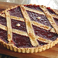 A <em>Crostata</em> for Aunt Lucia