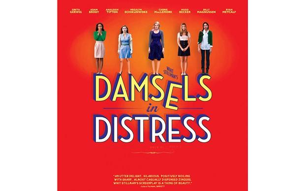 Damsels in Distress - DIRECTED BY WHIT STILLMAN