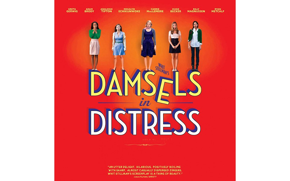 Damsels in Distress - DIRECTED BY WHIT STILLMAN