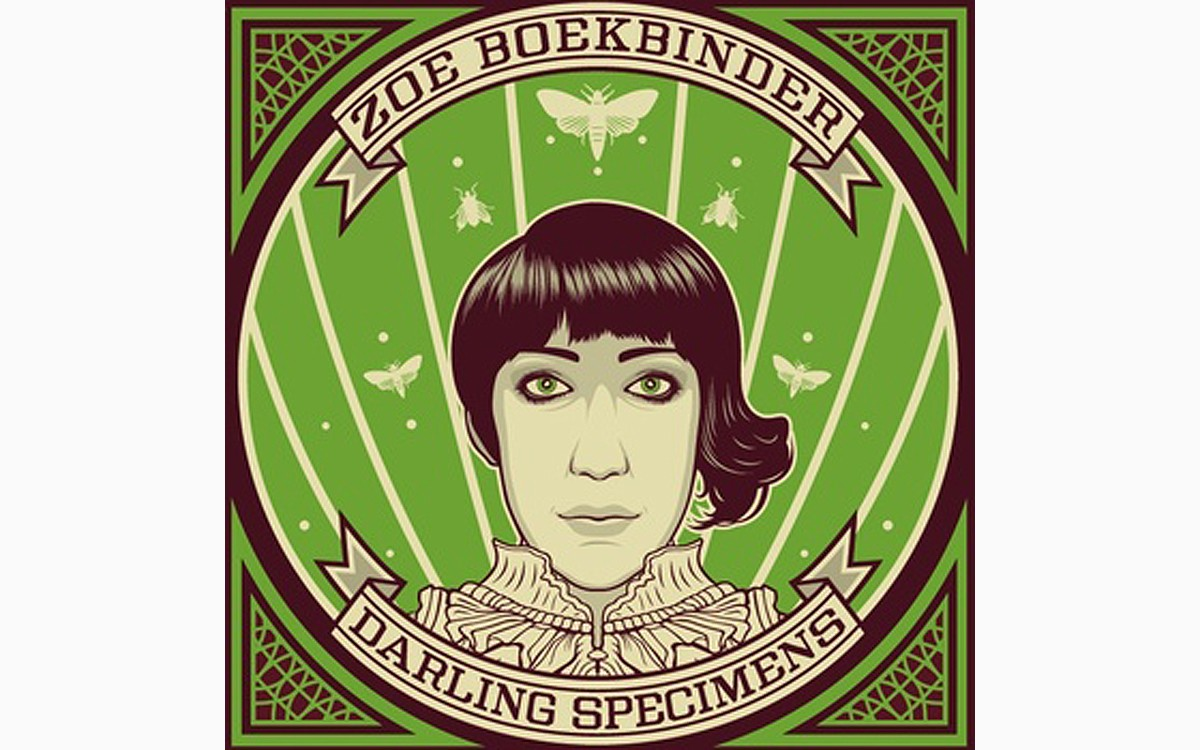 Darling Specimens - BY ZOE BOEKBINDER - EXTROPIAN RECORDS