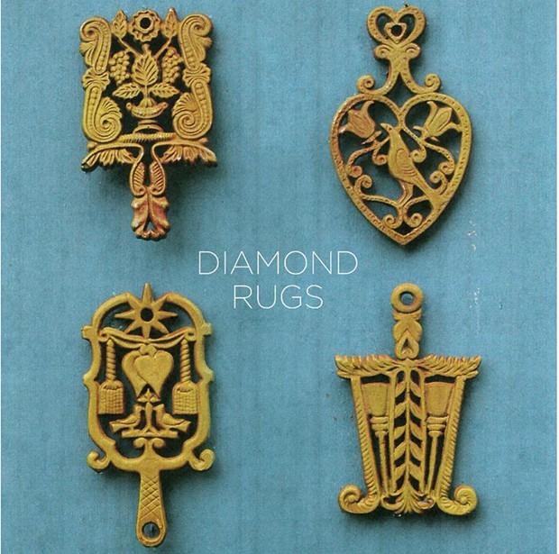 Diamond Rugs - BY DIAMOND RUGS - PARTISAN RECORDS