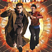 Doctor Who:  The Complete Third Series on DVD