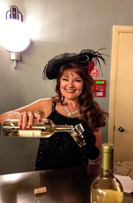 Donna Landry's costume closets are the stuff of legend. - JENNIFER FUMIKO CAHILL