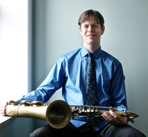 Donny McCaslin - PHOTO BY ADRIANO MATTEO