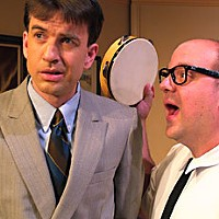 Shue, nerd — NCRT's new production trapped in the '80s