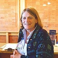 Mending Broken Hearts Dr. Ellen Mahoney, photo by Carol Harrison
