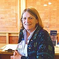 Mending Broken Hearts Dr. Ellen Mahoney, photo by Carol Harrison